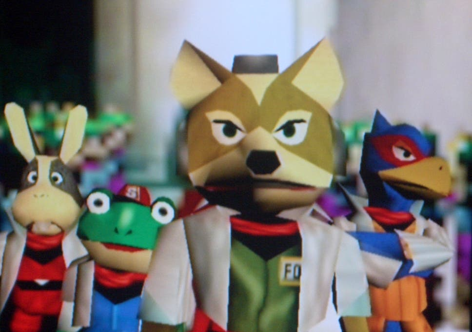 Starfox sex games